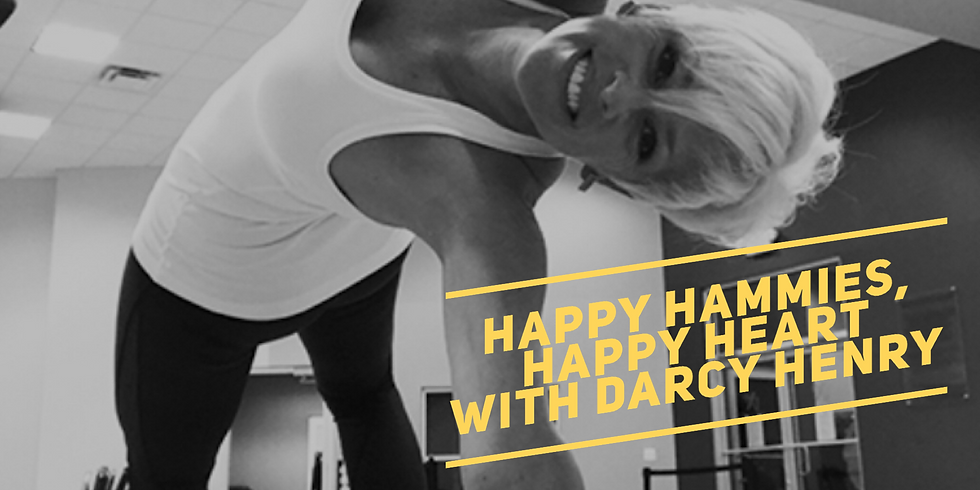 Happy Hammies, Happy Heart! with Darcy Henry