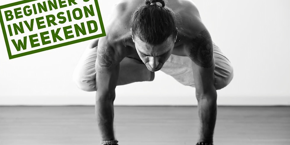 Beginner's Inversion Weekend with Yoga 4 Destruction