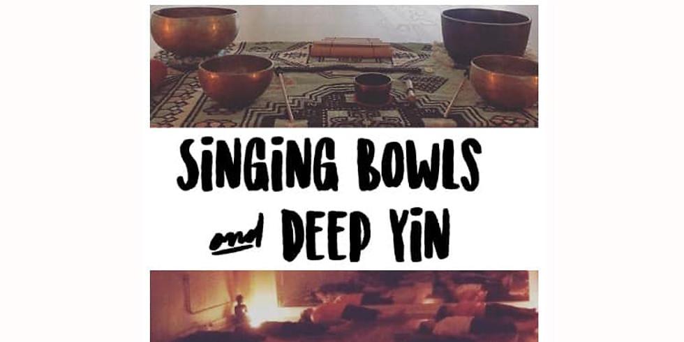 Singing Bowls & Deep Yin