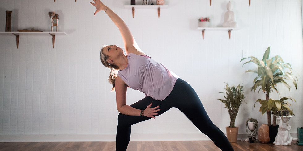 Introduction To Power Yoga