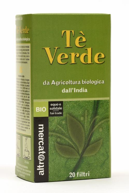 Tè verde India BIO
