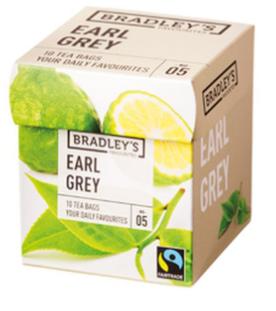 Bradley's Te earl grey