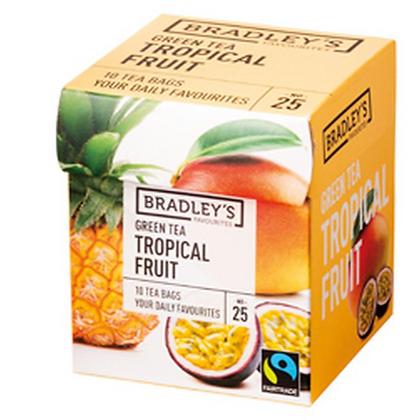 Bradley's Te verde ai frutti tropicali