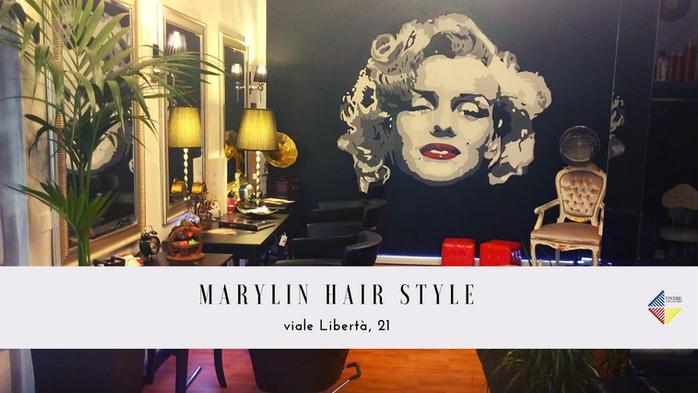 Marylin Hair Style
