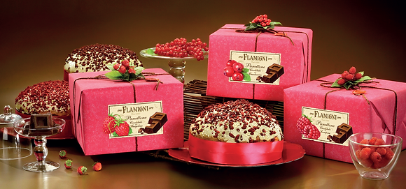 Cranberries e cioccolato - Flamigni