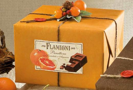 Cioccolato e arancia - Flamigni