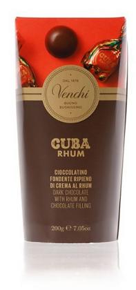 Cuba rhum -cioccolatini in astuccio- Venchi