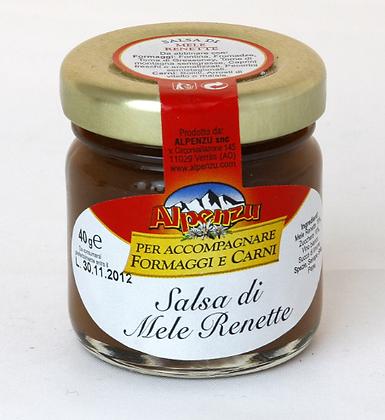 Salsa di mele renette -Alpenzu