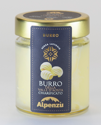 Burro chiarificato -Alpenzu