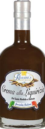 CREMA ALLA LIQUIRIZIA -Rossini's