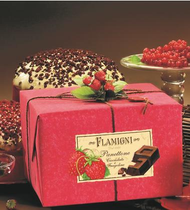 Fragoline e cioccolato - Flamigni