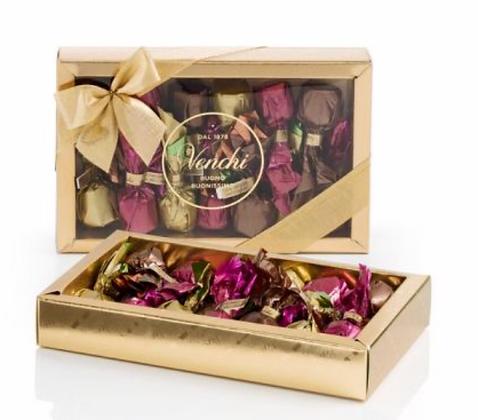 Cioccolatini tartufini assortiti -Venchi