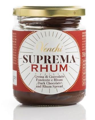 Cioccolato Fondente Crema Cuba Rhum -Venchi