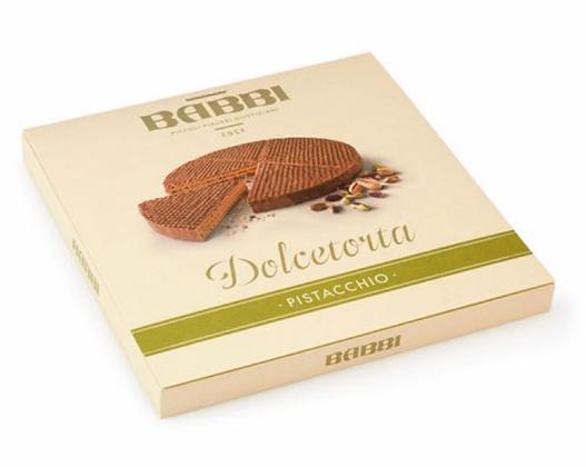 Dolcetorta Pistacchio - Babbi