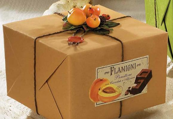 Cioccolato e albicocca - Flamigni