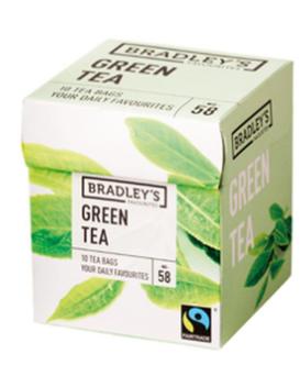 Bradley's Te verde