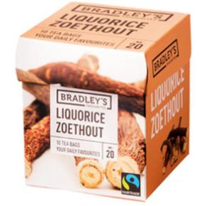Bradley's Te alla liquirizia