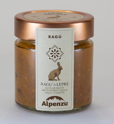 Ragù di lepre -Alpenzu