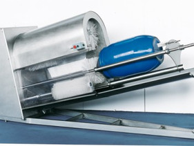 Lavafusti automatica