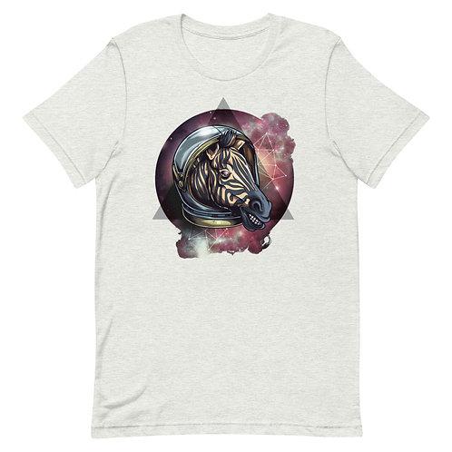 Zebra Astronaut T-shirt