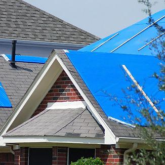 emergency tarp for roof damage - Gladwyne, PA