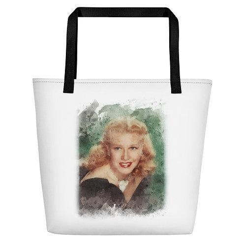 Ginger Rogers Big Tote Bag