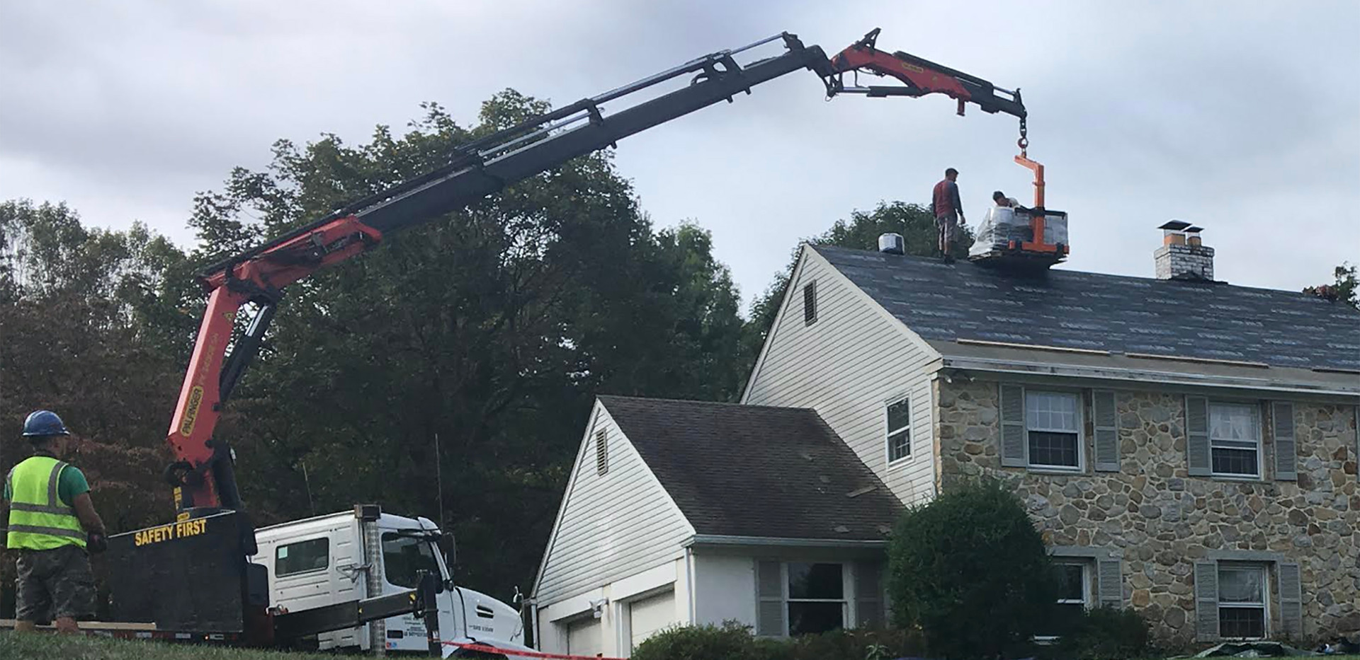 Kennett Square, PA - Roof replacement