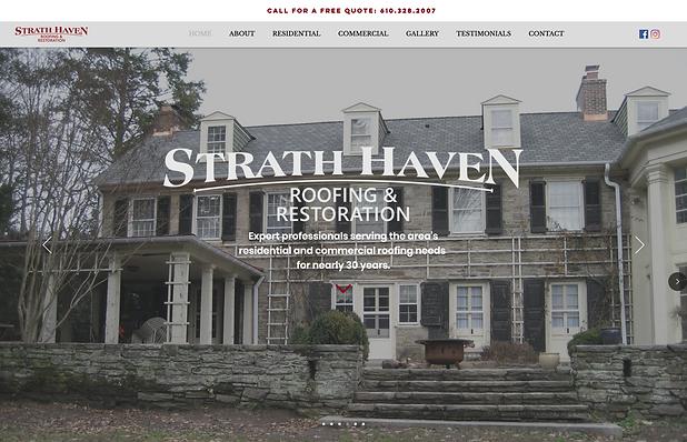 Strath Haven Roofing & Restoration