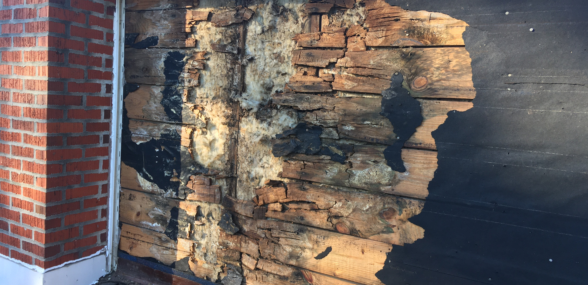 Wallingford, PA - wall repair