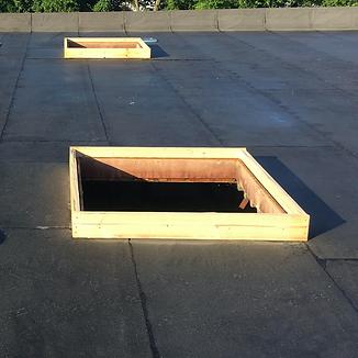 commercial skylight installation - Radnor, PA