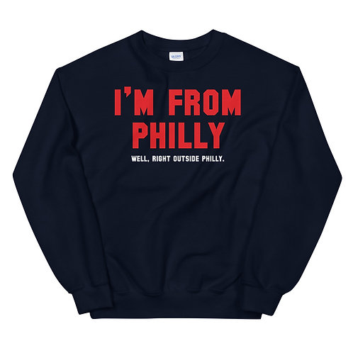 Philly Local Sweatshirt
