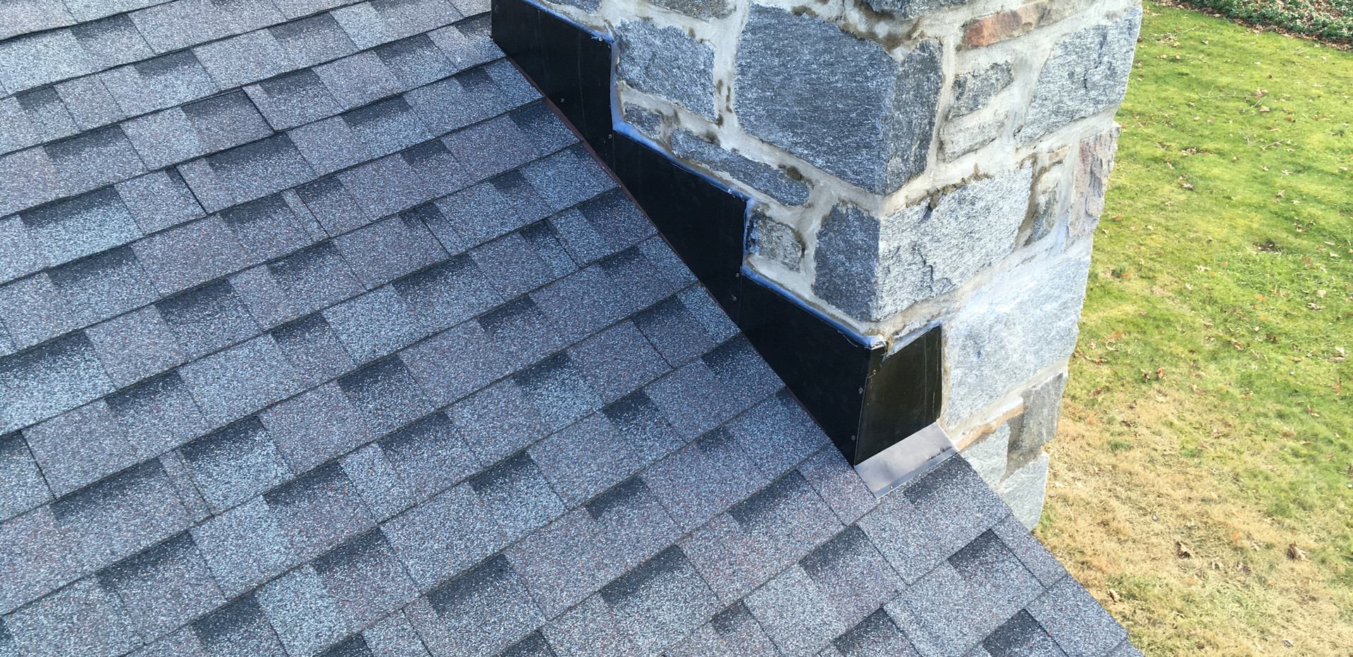 Wallingford, PA - New roof close up