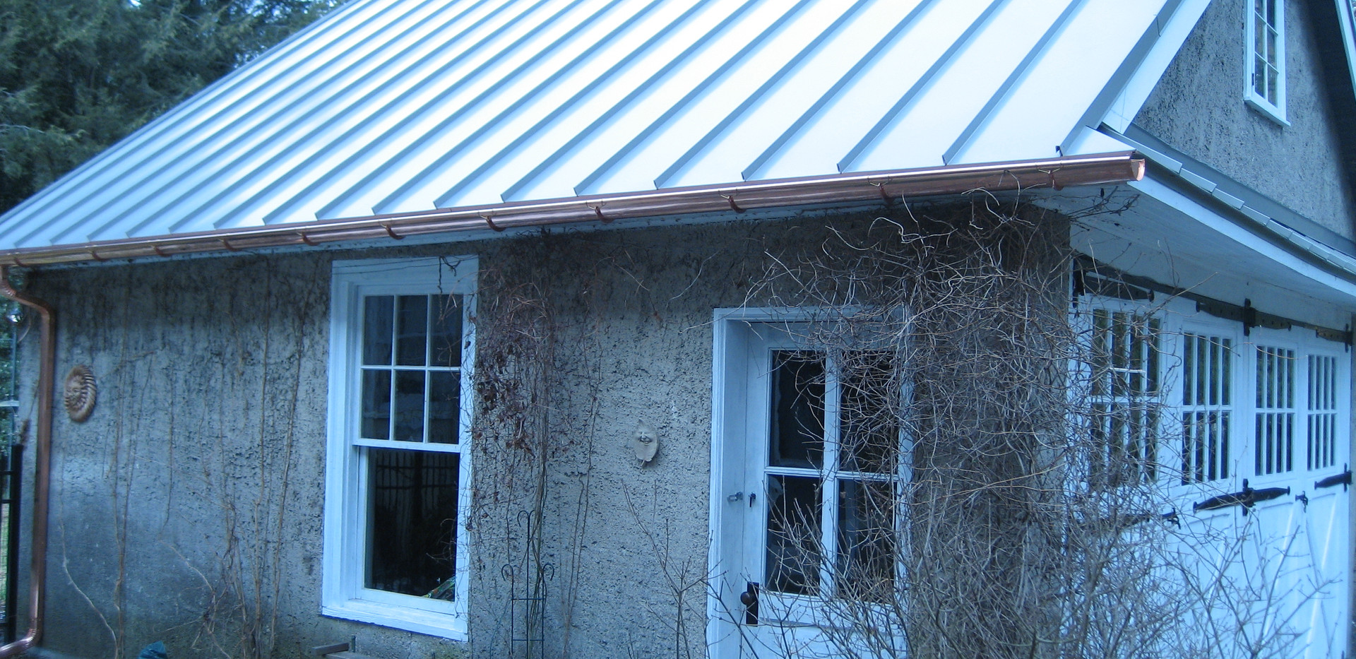 Swarthmore, PA - Standing seam metal roo