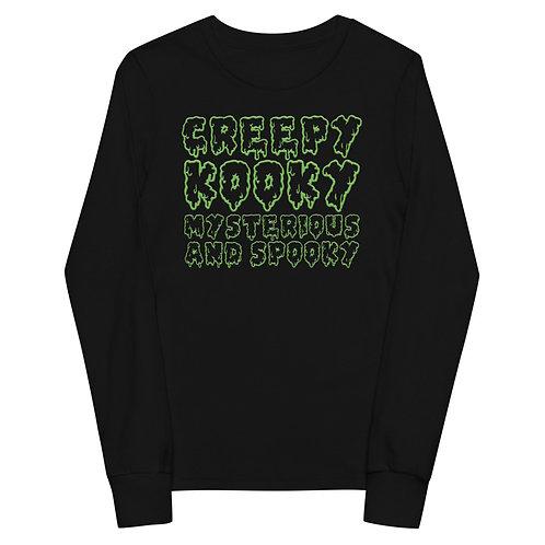 CREEPY / KOOKY YOUTH LONG SLEEVE