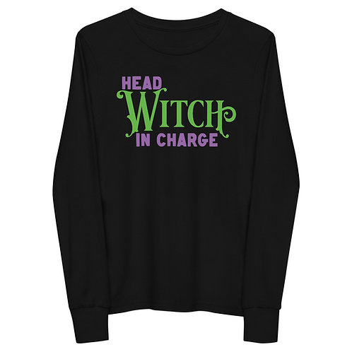 HEAD WITCH IN CHARGE YOUTH LONG SLEEVE