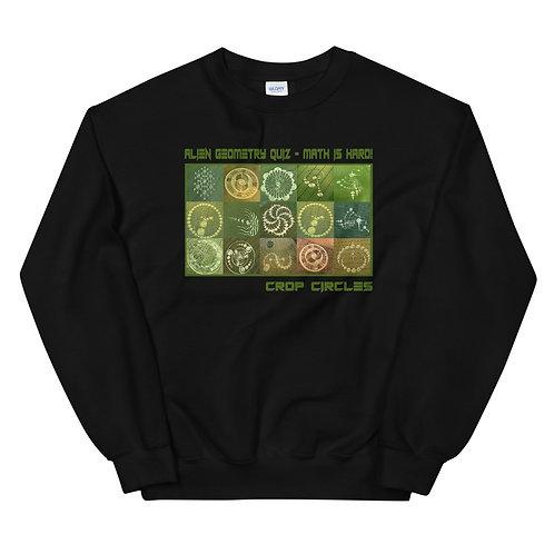Alien Geometry Sweatshirt