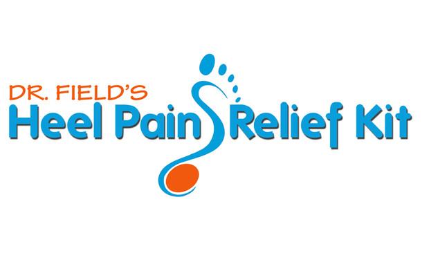 Dr. Field's Heel Pain Relief Kit