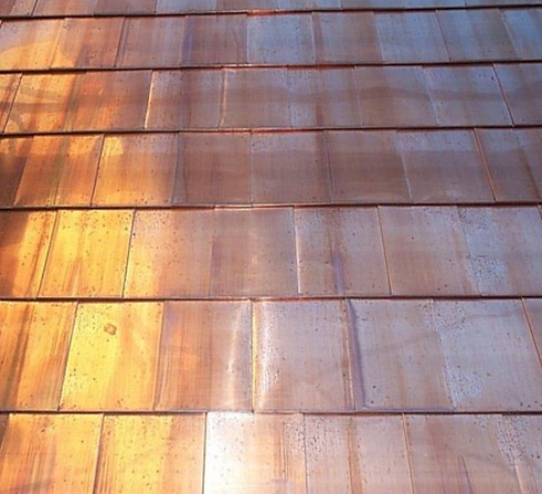 custom copper specialty roofing - Newtown Square, PA