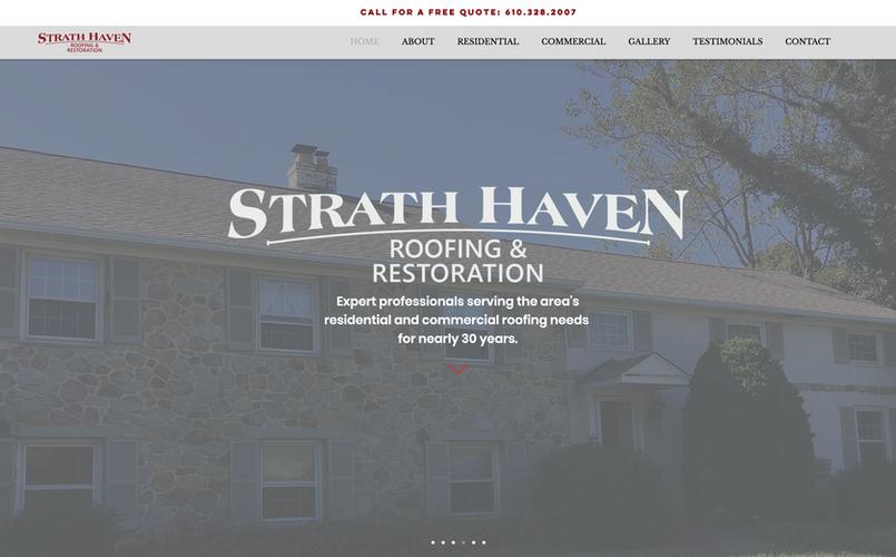 Strath Haven Roofing & Restoration Swart