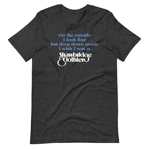 Strawbridge's Biggest Fan T-Shirt