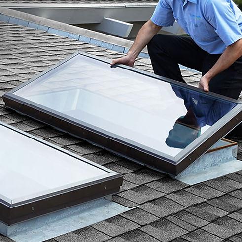 installing skylight on roof - Swarthmore, PA