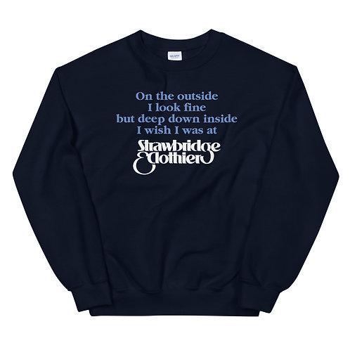 Strawbridge's Biggest Fan Sweatshirt