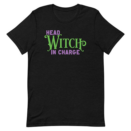 HEAD WITCH IN CHARGE T-SHIRT