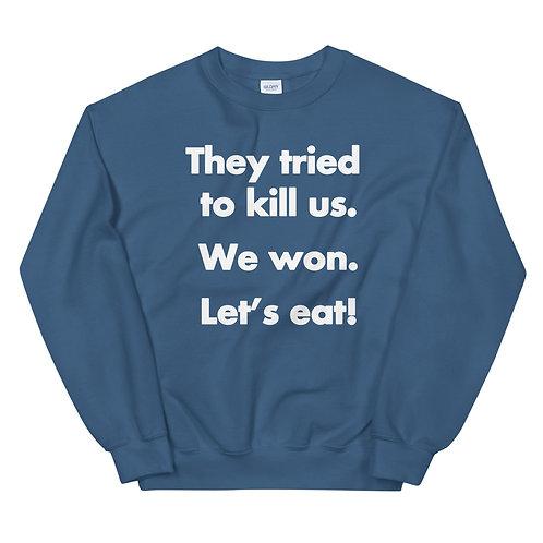 (Almost) Every Jewish Festival Sweatshirt