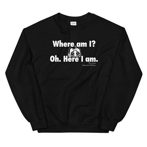 Peter Lorre Sweatshirt