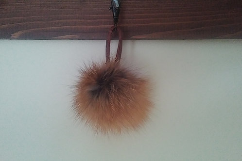 fox pompom