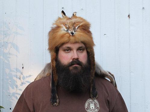 Red Fox Mountain Man Hat