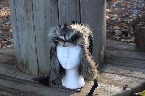 Raccoon Trooper Style Hat