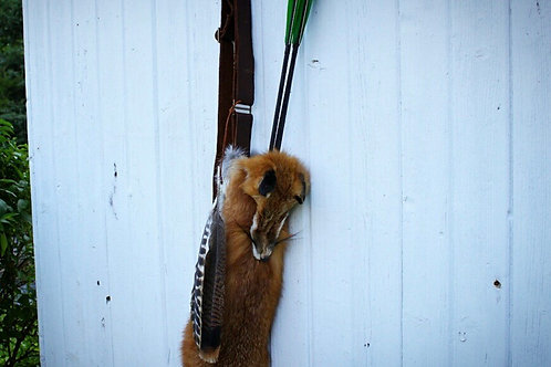 Red fox quiver