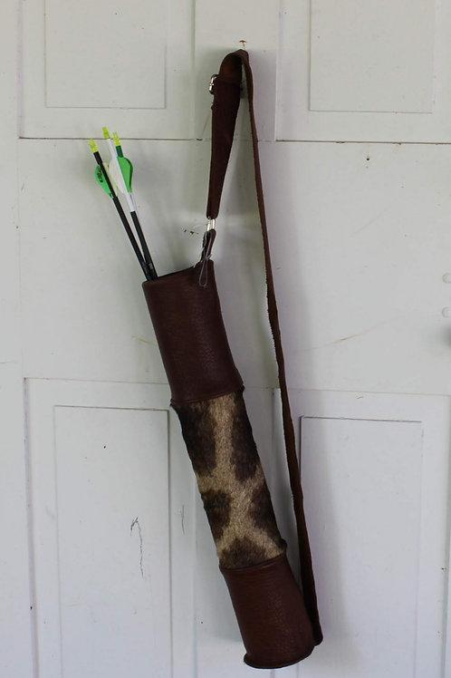 giraffe quiver